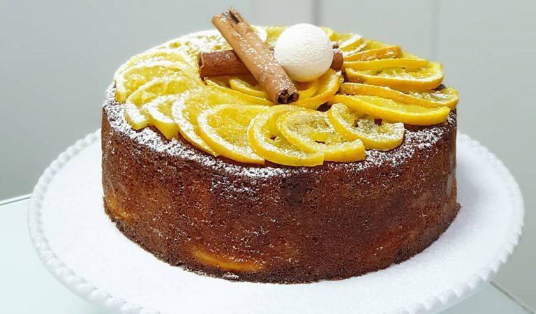 מתכון לעוגת תפוזים ושוקולד לבן של תומר אומנסקי